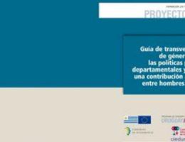 Programa de formación para autoridades, funcionarios de las intendencias